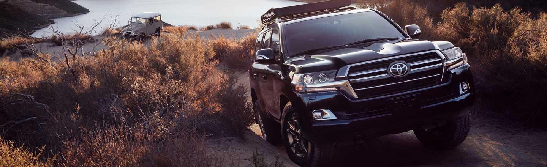 2020 Toyota Land Cruiser | Vann York Toyota