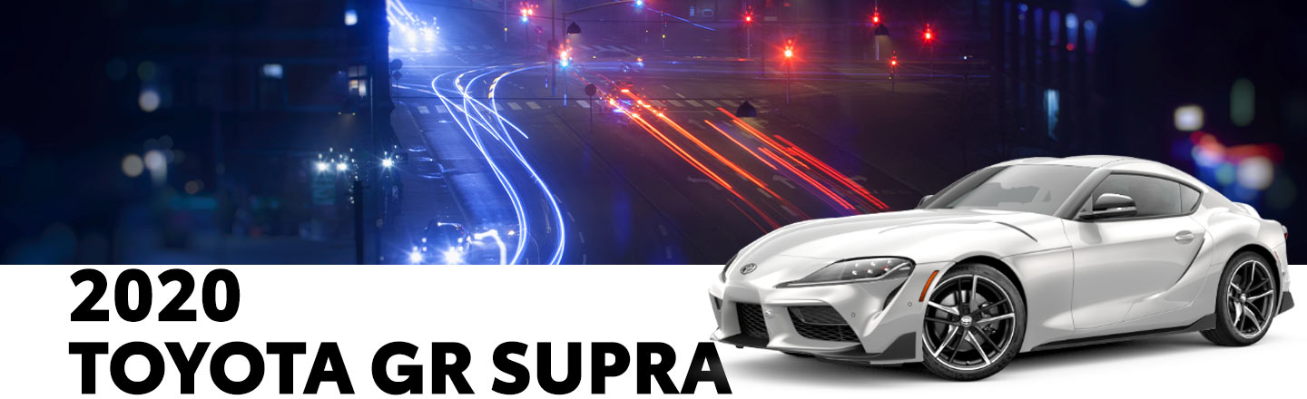 The 2020 Toyota GR SUPRA Is Now Available At Our Paducah, KY, Car Dealer
