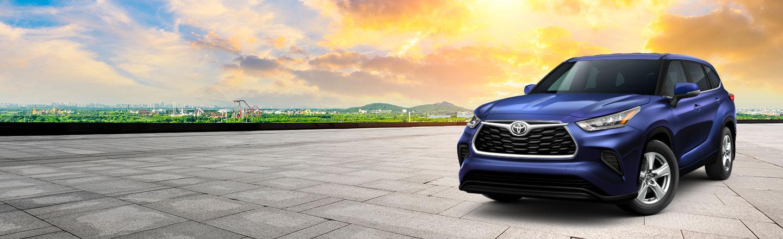 2020 Toyota Highlander Models For Sale In Pleasant Hills, Pennsylvania