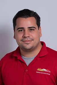 David Salas Bio Image