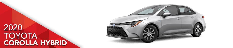 2020 Toyota Corolla Hybrid for Sale in Slidell, LA