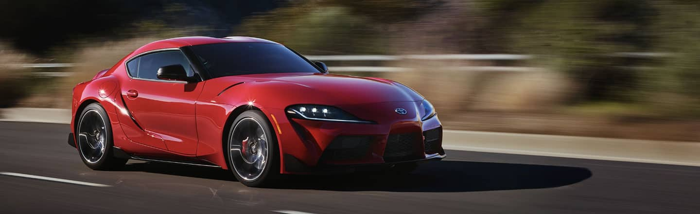 2020 Toyota GR Supra Sports Car