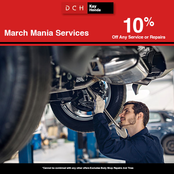 March Mania Services