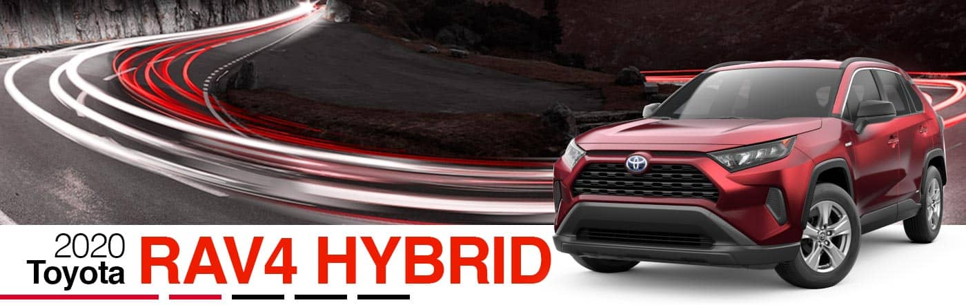 2020 Toyota RAV4 Hybrids In Lakewood, CO at Stevinson Toyota West