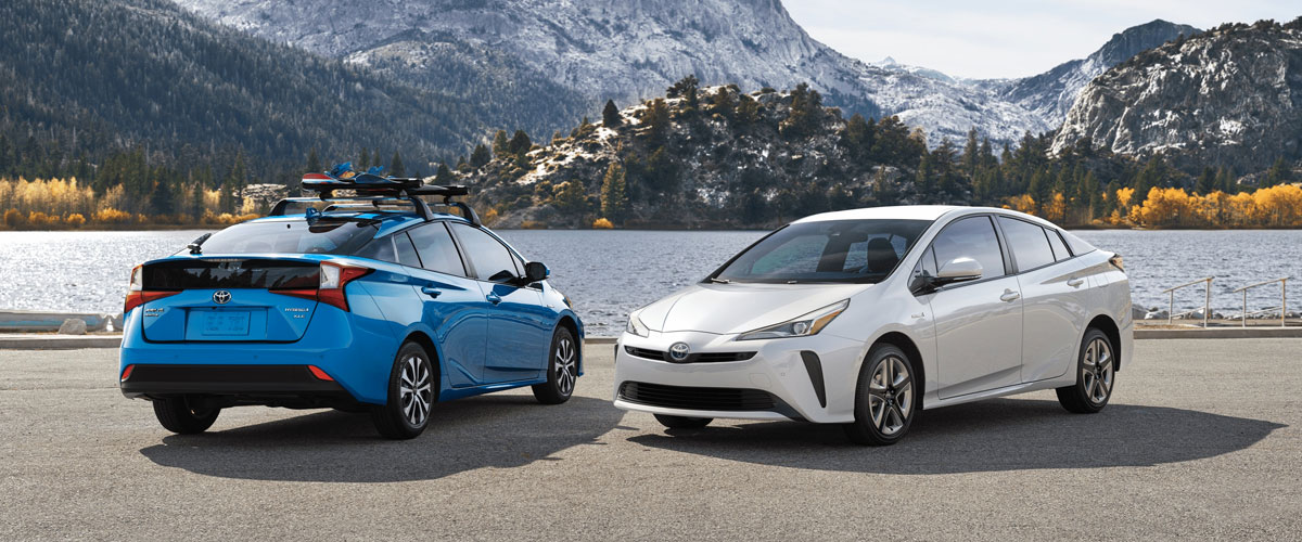 2020 Toyota Prius header
