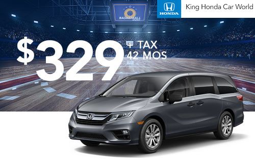 2019 Honda Odyssey Automatic LX