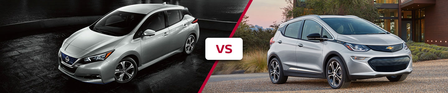 Premier Nissan of Fremont 2019 Nissan Leaf Vs Chevy Bolt