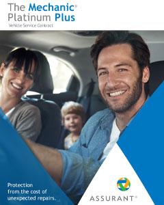 Platinum Plus Vehicle Service Contract