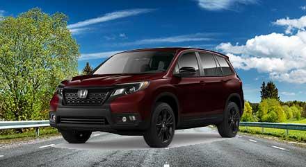 2020 Honda Passport Sport AWD
