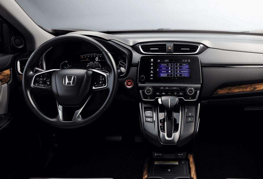 Honda CR-V Technology