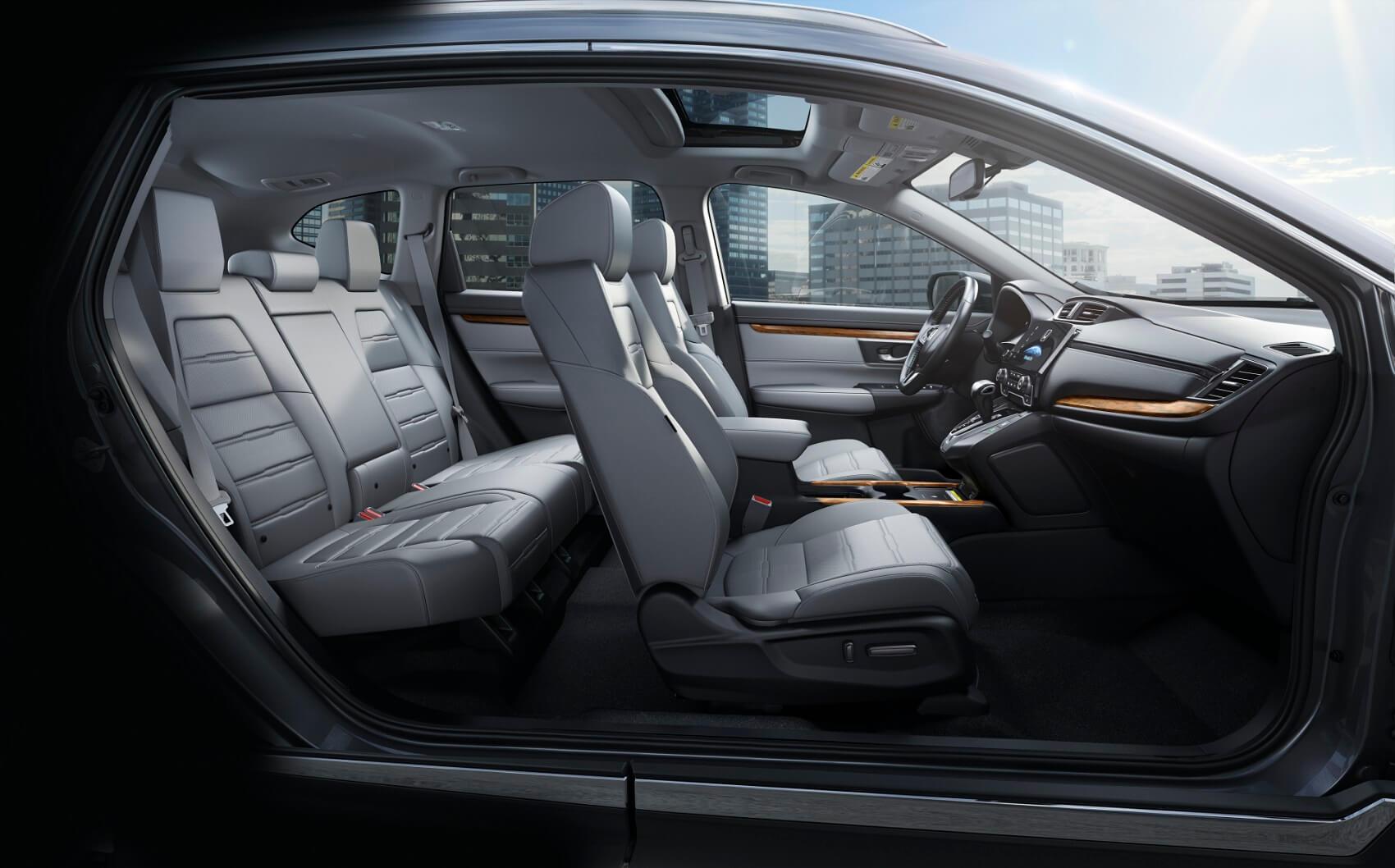 2020 Honda CR-V Interior Seats