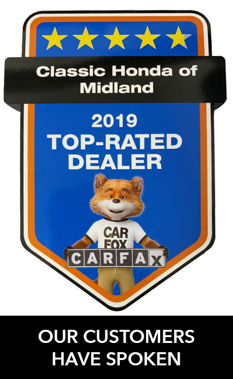 car fax top rated dealer image