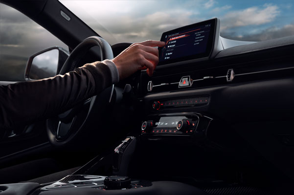 2020 Toyota GR Supra Interior & Technology Features
