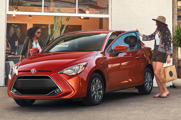 2020 Toyota Yaris Specs & Safety Features