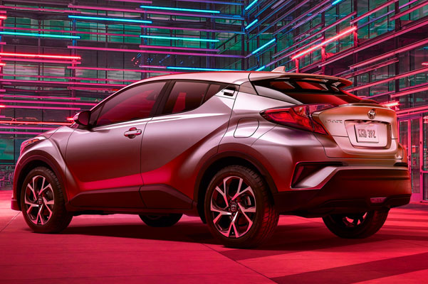 2020 Toyota C-HR Specs & Safety Features