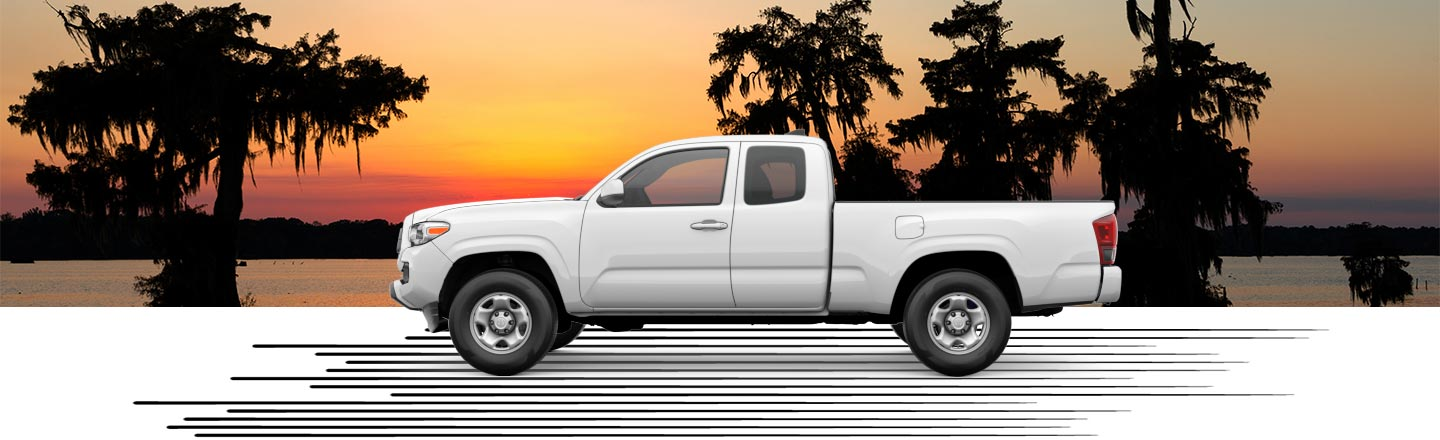 2020 Toyota Tacoma in Covington, Louisiana, at Northshore Toyota