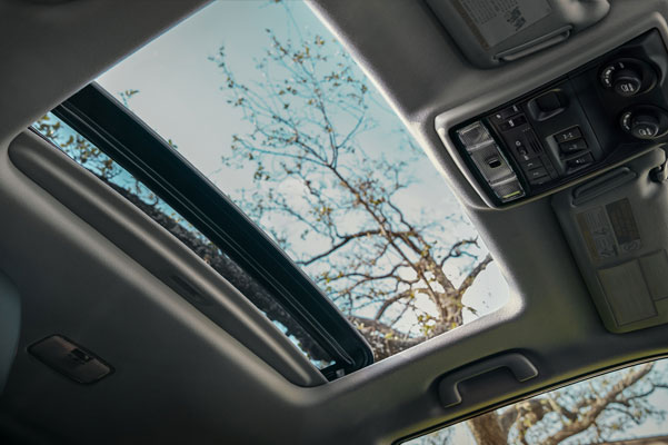 2020 Toyota 4Runner Interior & Technology Features