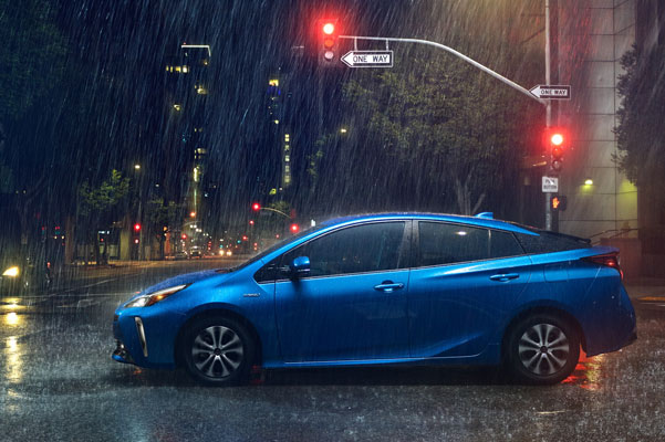 2020 Toyota Prius Specs & Safety Features