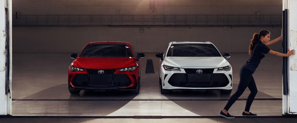 2020 Toyota Avalon header