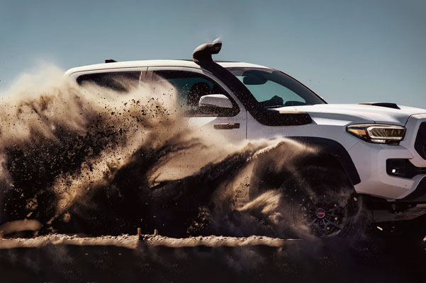 2020 Toyota Tacoma Specs & Safety Features