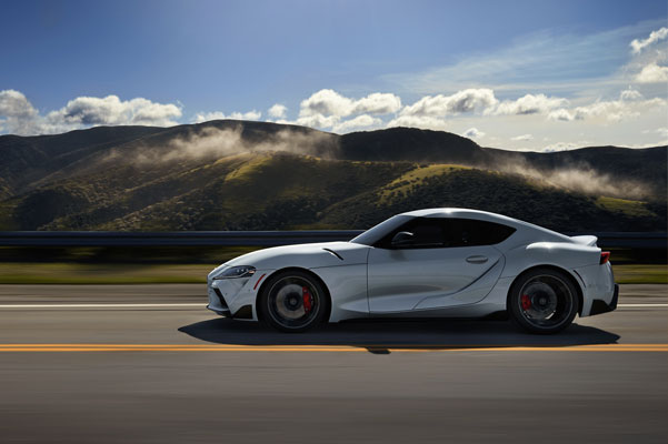 2020 Toyota GR Supra Specs & Safety Features