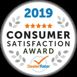 2019 satisfaction award
