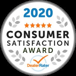 2020 satisfaction award