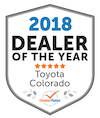 Dealer Of The Year 2018