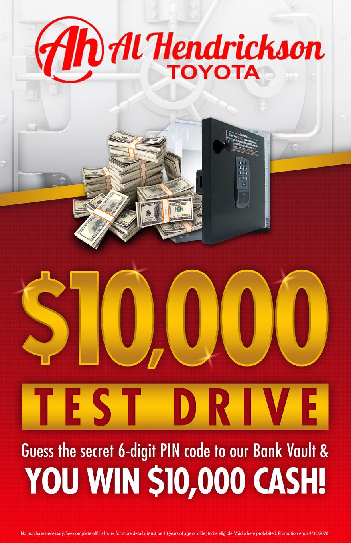 10k test drive image