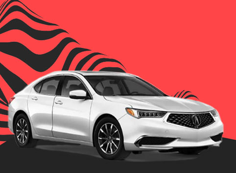 2020 Acura TLX Base 4 Cyl