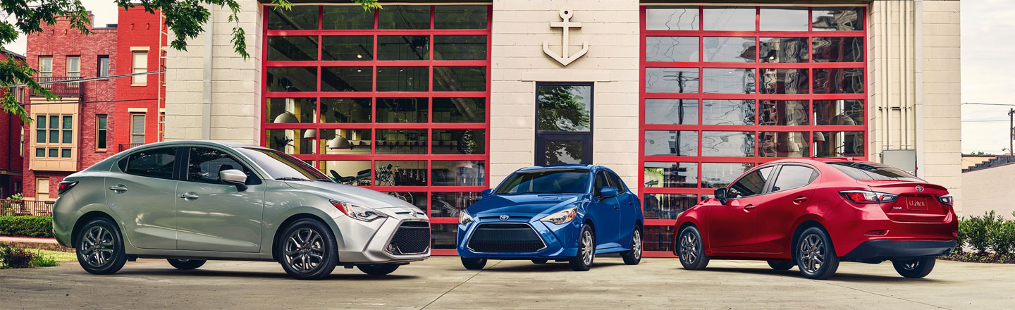 Level Up Your Daily Commute With The New 2020 Yaris