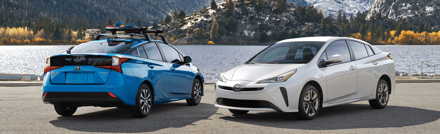 2020 Toyota Prius Hybrid Is Now Available Near Slidell, LA