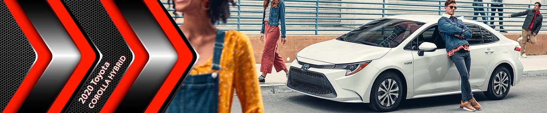 2020 Toyota Corolla Hybrid | Van-Trow Toyota