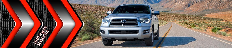 2020 Toyota Sequoia   Van-Trow Toyota