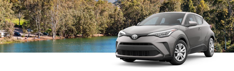 new 2020 Toyota 4Runner SUV at Toyota of El Cajon
