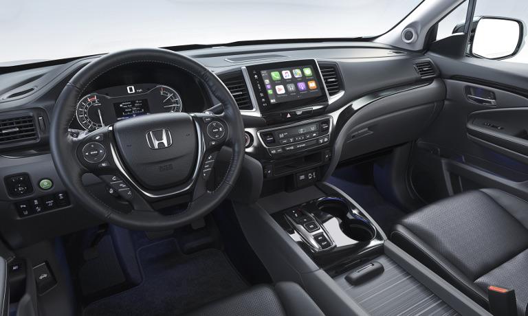 2020 Honda Ridgeline technology