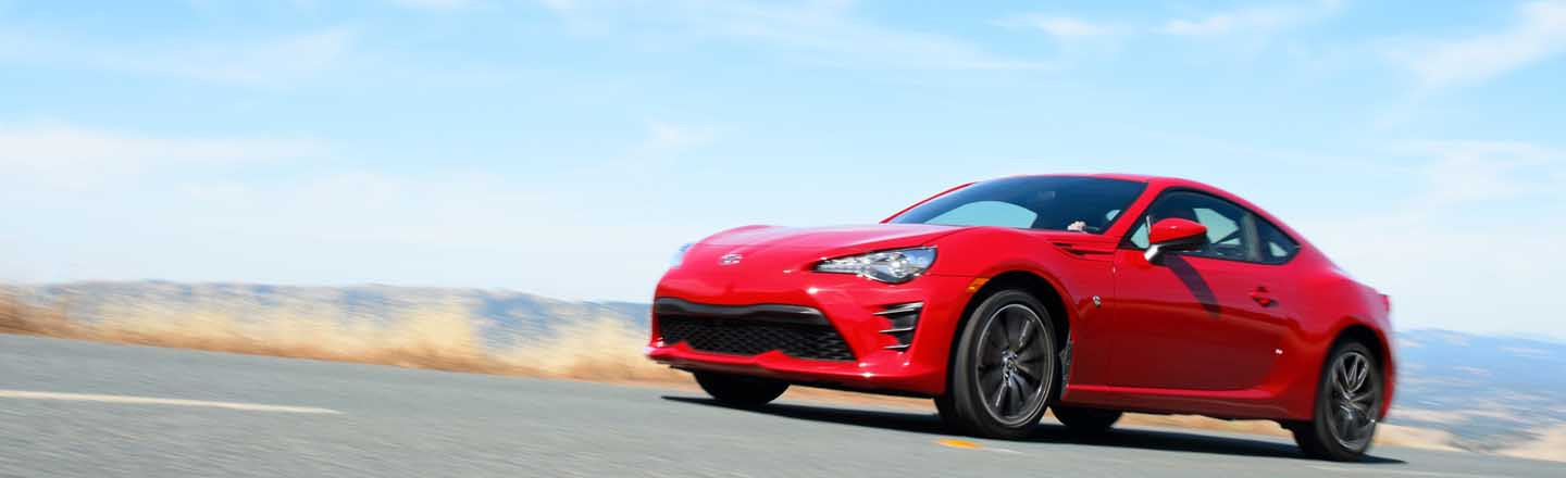 2020 Toyota 86 available at Toyota of Poway