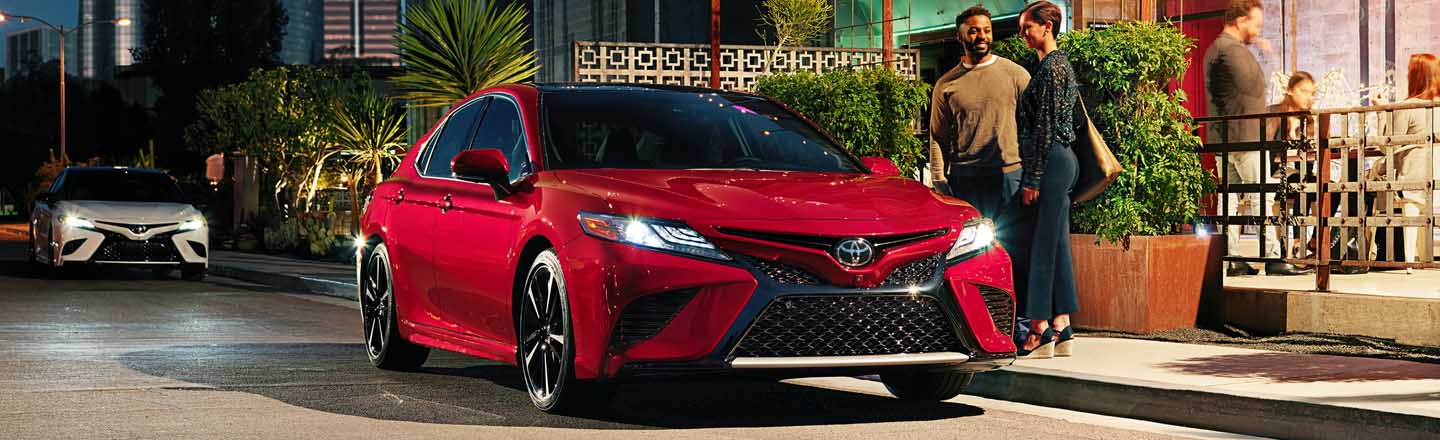 2020 Toyota Camry available at Toyota of Poway