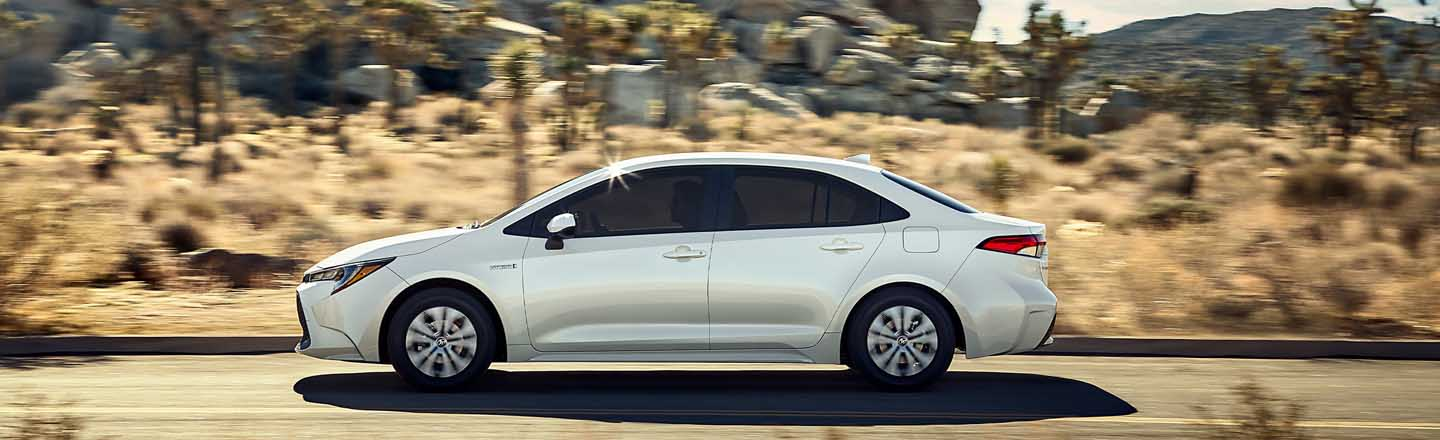 2020 Toyota Corolla Hybrid available at Toyota of Poway