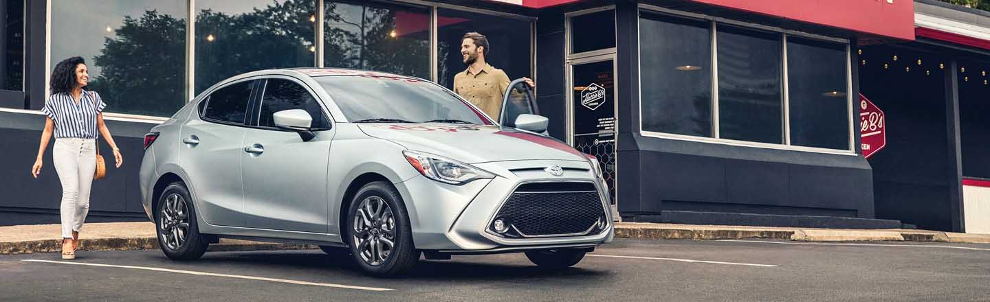 2020 Toyota Yaris available at Toyota of Poway
