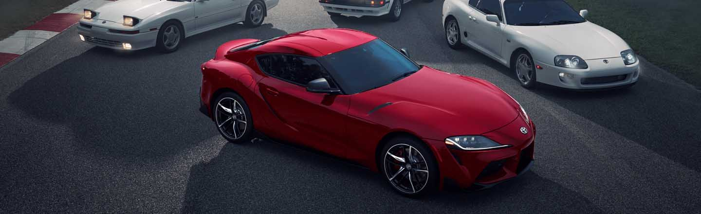 2020 Toyota GR Supra available at Toyota of Poway