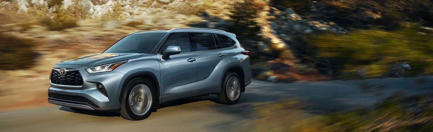 2020 Toyota Highlander available at Toyota of Poway