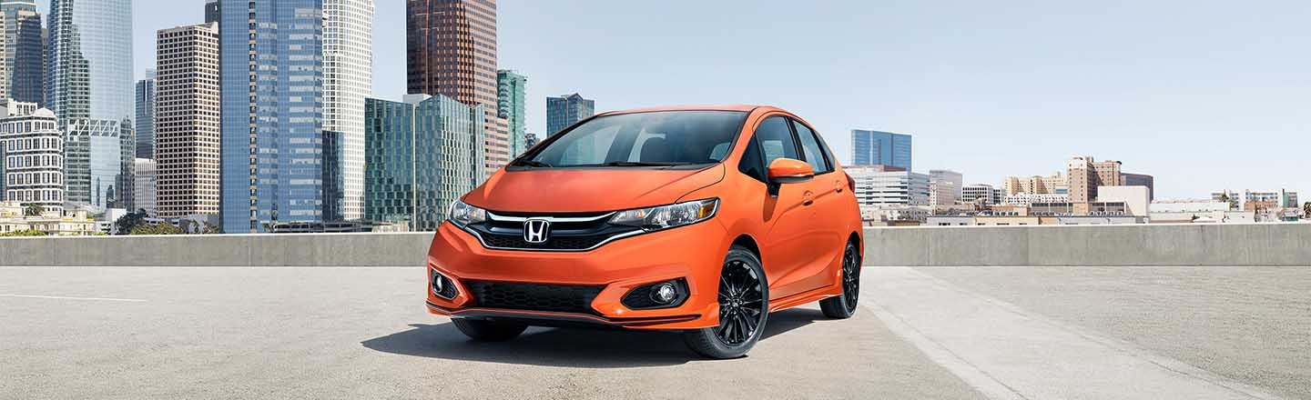 Test Drive The 2020 Honda Fit In Columbia, MO Near Boonville