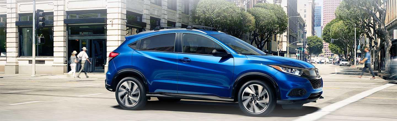 Meet The 2020 Honda HR-V Crossover In Columbia, MO Near Sedalia