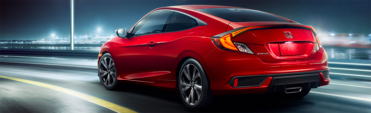 Cruise Elk Grove, CA, From Behind The Wheel Of A 2020 Civic Coupe