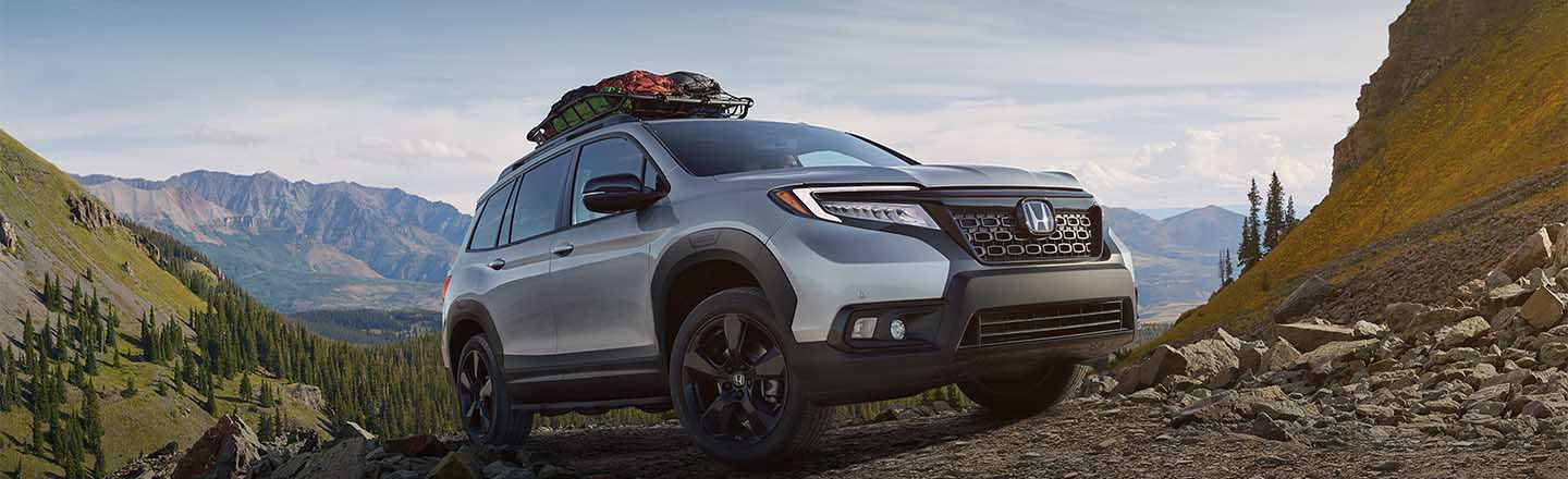 The New 2020 Passport Is Available At Our Lodi, CA, Honda Dealer