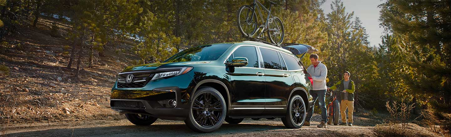 The 2020 Honda Pilot Is Available At Our Lodi, CA, Car Dealer!