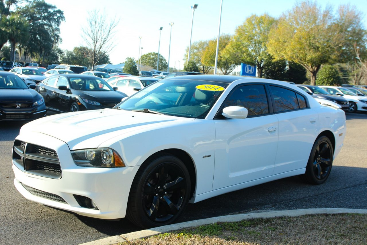 2014 Dodge Charger Road/Track RWD