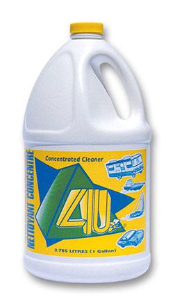4U Cleaner