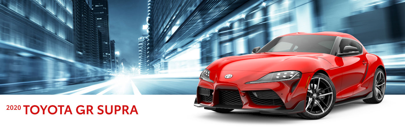 2020 toyota gr supra at Toyota of Renton